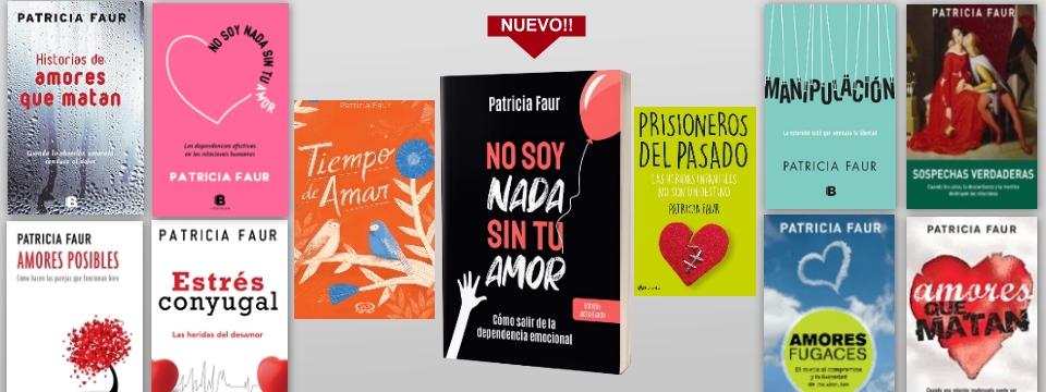 libro amores que matan patricia faur